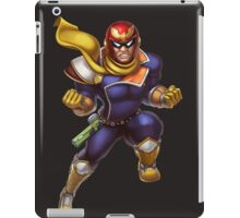 Captain Falcon iPad Case/Skin
