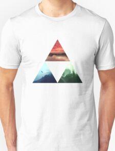 Triforce Design Unisex T-Shirt