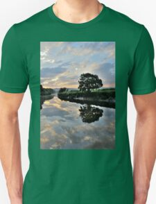 Clouds Above Unisex T-Shirt