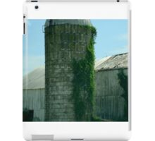 NJ Silo ^ iPad Case/Skin