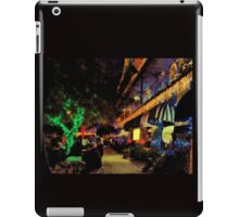 Waiting For The Parade iPad Case/Skin