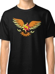 Sunset Shimmer phoenix cutie mark Classic T-Shirt