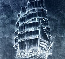 Ghost Ship by Clive