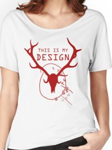 This Is My Design Women's Relaxed Fit T-Shirt