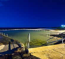 Shelly Beach Pool by Ben Herman
