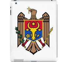 Coat of Arms of Moldova iPad Case/Skin