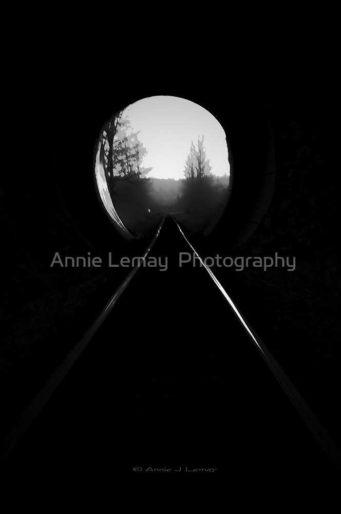 Break On Through to the Other Side by Annie Lemay  Photography