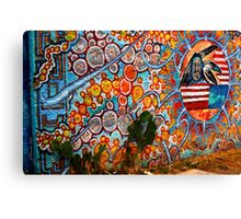 Native Art Canvas Print