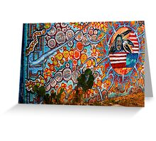Native Art Greeting Card