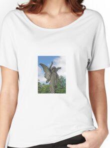 Graveyard Angel Women's Relaxed Fit T-Shirt