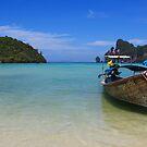 """Paradise in Thailand"" by Sue  Fellows"