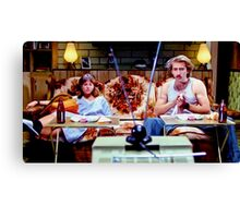raising arizona  Canvas Print