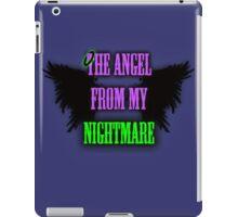 The Angel from my Nightmare iPad Case/Skin