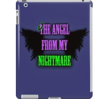 The Angel from my Nightmare iPad Case/Skin