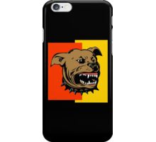 PIT BULL-21 iPhone Case/Skin