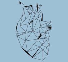Stone Heart Baby Tee