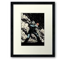Attack! Framed Print
