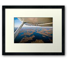 Louisiana Wetlands Framed Print