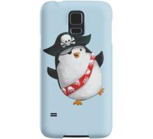 Cute Pirate Penguin Samsung Galaxy Case/Skin