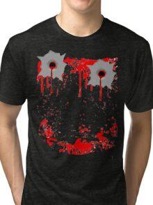 Smile Bullet Gore  Tri-blend T-Shirt