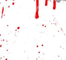 Smile Bullet Gore  Sticker