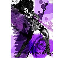 Afrochic Photographic Print