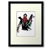 APB Reloaded Cool Crime Boy 2 Framed Print