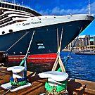 The Queen Vic - SYDNEY - Australia by Bryan Freeman
