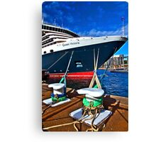 The Queen Vic - SYDNEY - Australia Canvas Print