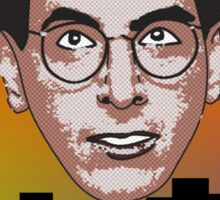 What would Egon do? Sticker