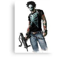 APB Reloaded Cool Gangster Boy 2 Canvas Print