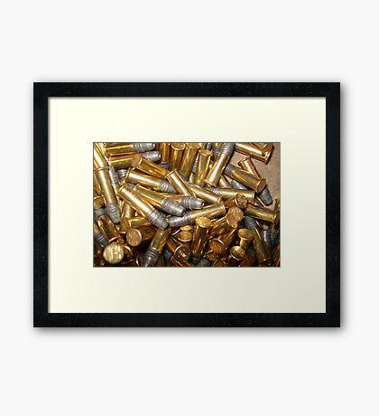 Ammo #2 Framed Print