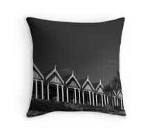 Changing Rooms Throw Pillow