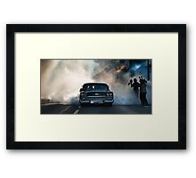 Smokin Low '58 Framed Print