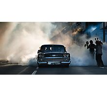 Smokin Low '58 Photographic Print