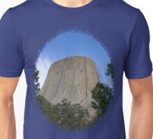 Devils Tower - National Monument Unisex T-Shirt