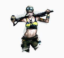 APB Reloaded Cool Enforcer Girl 2 Unisex T-Shirt