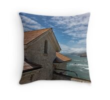 The House at the End of the World Throw Pillow