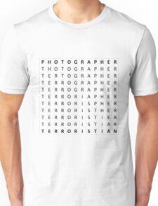 Tertographer T-Shirt