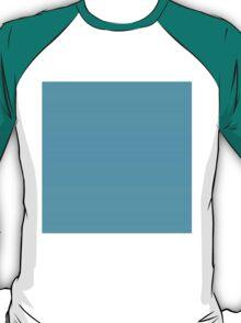 Cyan Sea Stripes T-Shirt