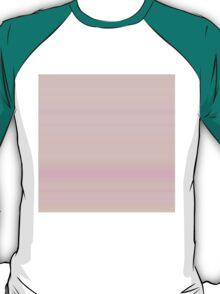 Rose-Peach Stripes T-Shirt