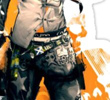APB Reloaded Cool Enforcer Boy Sticker