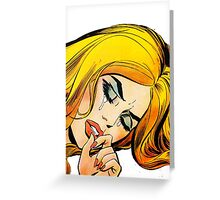 Lovefool Greeting Card