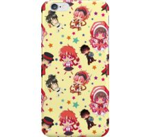 Group Clamp Texture iPhone Case/Skin