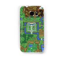 The Legend of Zelda: A Link to the Past Map Samsung Galaxy Case/Skin