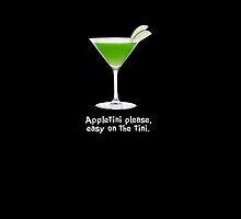 Appletini by darkdrake
