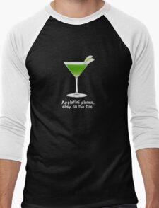 Appletini Men's Baseball ¾ T-Shirt