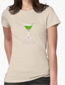 Appletini Womens Fitted T-Shirt