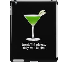 Appletini iPad Case/Skin