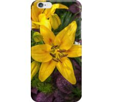 Hemerocallis iPhone Case/Skin